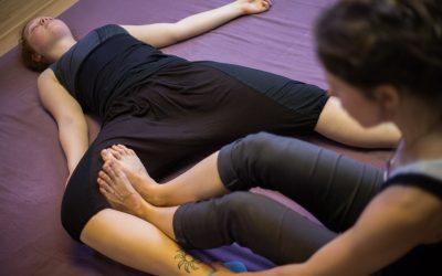 Le massage thaï… pour moi